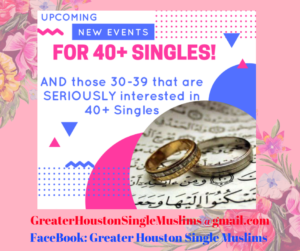 Marriage Matchmaking Events for the 40+ Singles!