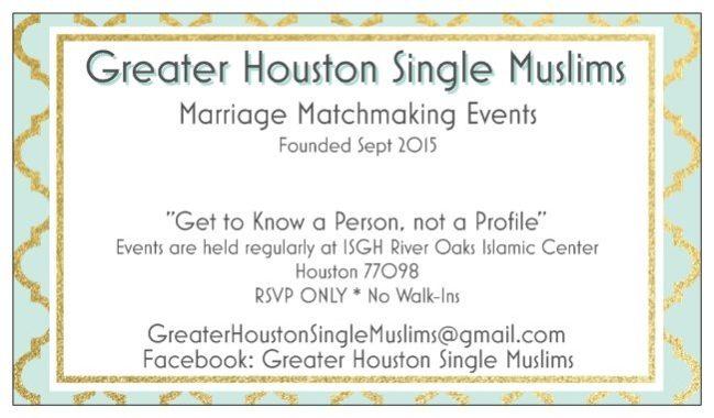 houston matchmaking services