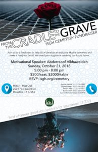 Cradle to Grave - ISGH Cemetery Fundraiser