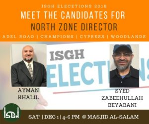 Meet the NORTH ZONE Candidates