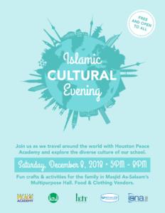Islamic Cultural Evening