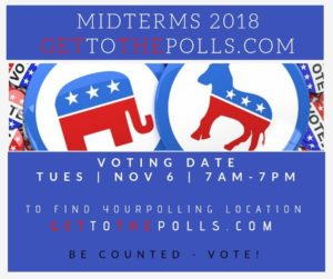 Don't Forget to Vote!