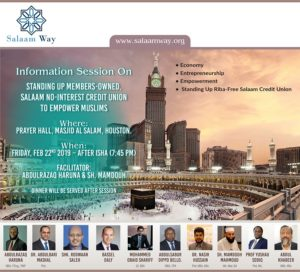 Islamic Credit Union Seminar