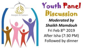 Youth Panel Discussion