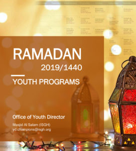 Ramadan Youth Programs Overview