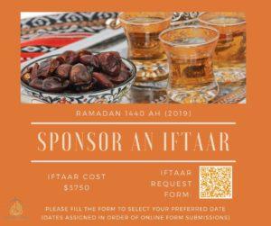Sponsor Iftaar
