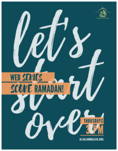 Score Ramadan - Youth Web Series