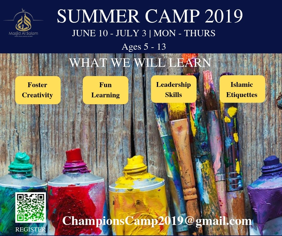 Permalink to: Featured: Summer Camp