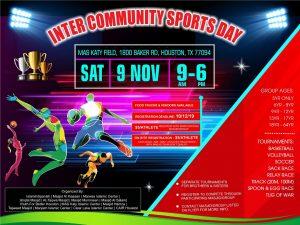 Inter Community Sports Day