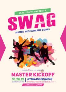 S.W.A.G Kick-off - Sisters Athletics Club