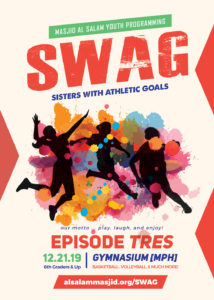 S.W.A.G Ep. Tres - Sisters Athletics Club
