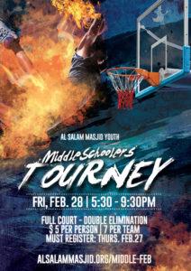 MSers Basketball (Boys) Tournament