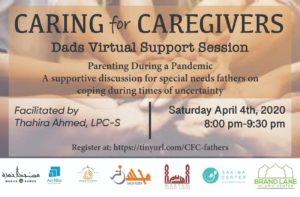 Caring for Caregivers - Dads Session