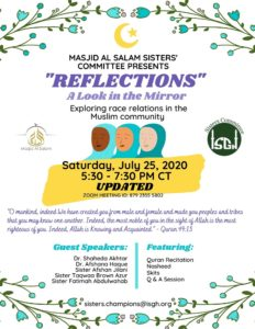 Reflections - Race Relations among Muslims