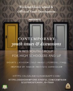 Contemporary Youth Issues