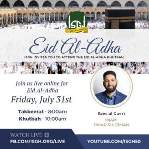 Eid-ul-Adha Khutbah
