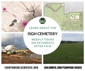 ISGH Cemetery Tours