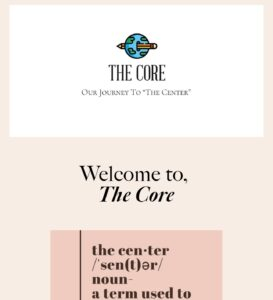 The Core | Student-Led (YC) Newsletter