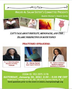 Islamic Perspective on Fertility and Menopause