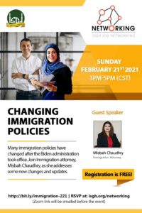 Immigration Policy Updates Webinar