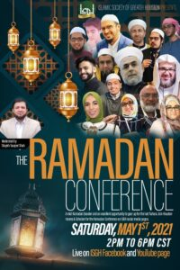 The First Annual Ramadan Conference