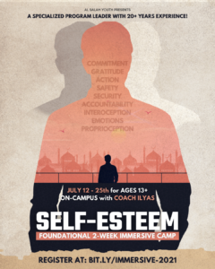 Self-Esteem Foundational + MMA 2 Week Camp [July 12 - July 25]
